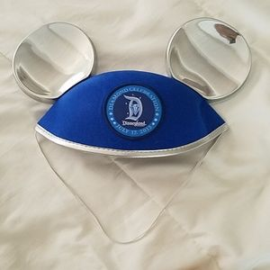 Diamond Celebration Mickey ears